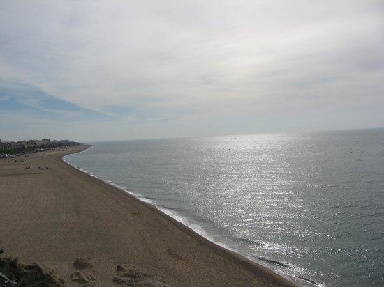 GHT Hotel Maritim: пляж