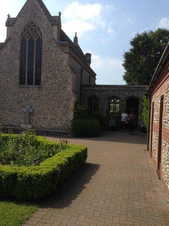Shrine of Our Lady of Walsingham: Slipper chapel