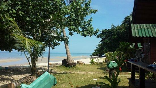 KC Grande Resort & Spa: Strand