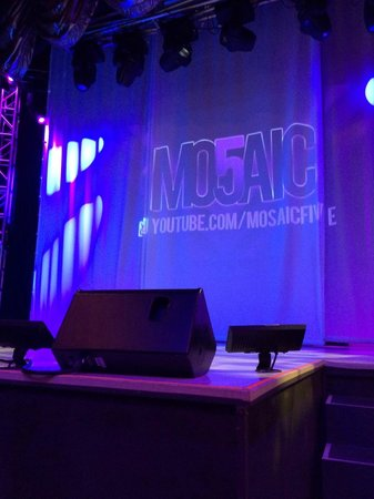 MO5AIC: Just about to start