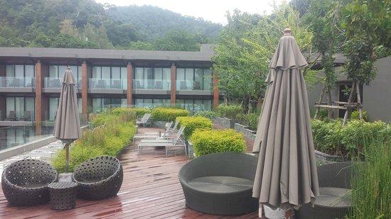 KC Grande Resort & Spa: Hoteldach