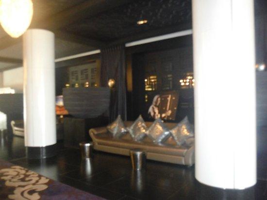 Sofitel Agadir Thalassa Sea & Spa: bar