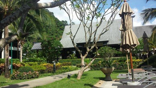 KC Grande Resort & Spa: Hotelanlage