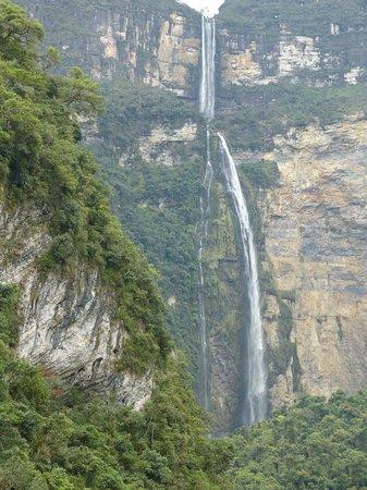 Chachapoyas Backpackers Hostal: Gocha Falls