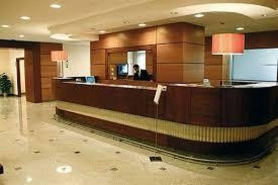 Nilhotel: Hall
