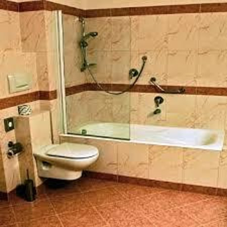 Nilhotel: Bagno