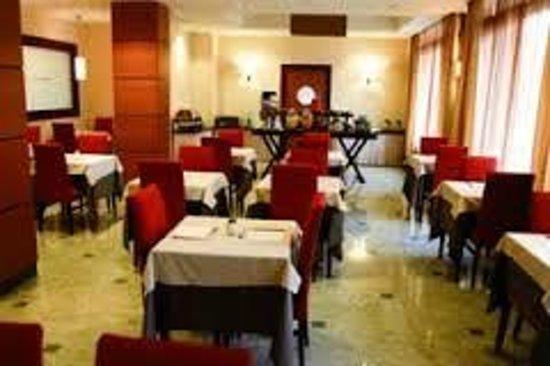 Nilhotel: Sala Colazione