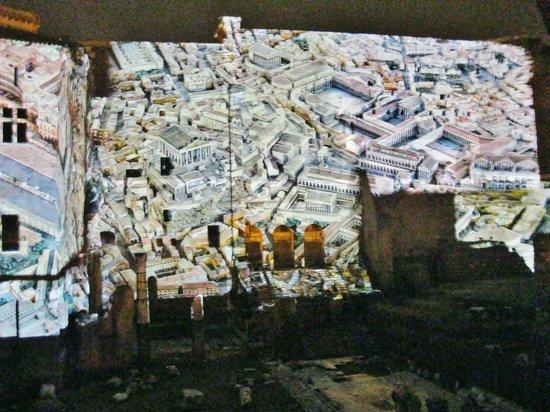Foro di Augusto: Ricostruzione multimediale