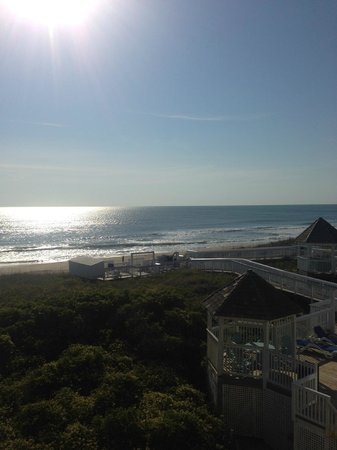 Ramada Plaza Nags Head Oceanfront: room view