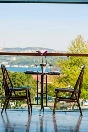 Gezi Hotel Bosphorus : Fiamma Istanbul