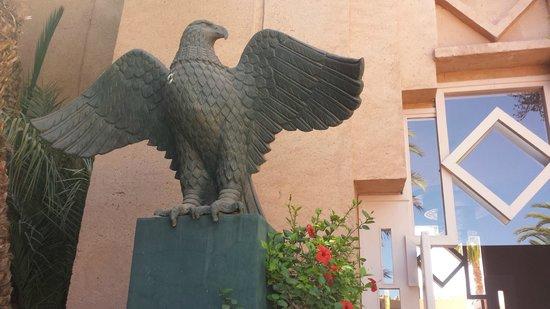 """Le Berbère Palace : L'Aigle Impérial, tiré du film """"La Bible: Joseph"""""""