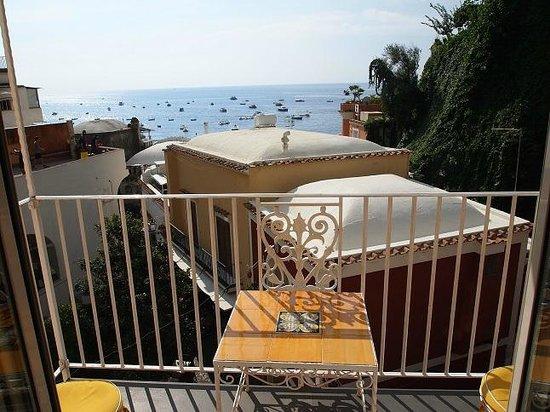 Villa Flavio Gioia: More of the view from the room