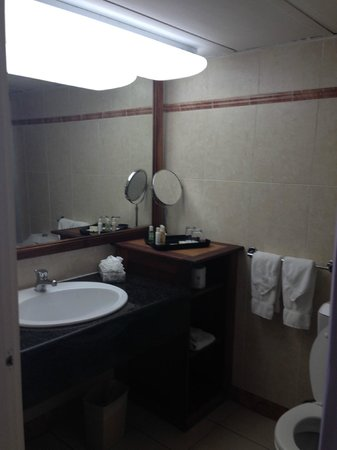 Sonesta Great Bay Beach Resort, Casino & Spa: Bathroom