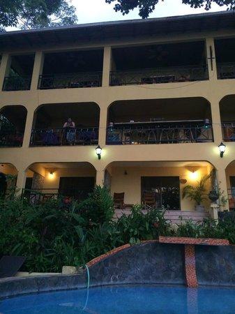 Mango Moon Villa : View of the rooms