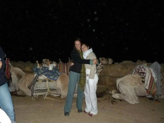 Mount Sinai: also an nice experience to up on a camel's back