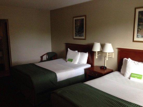 La Quinta Inn Cocoa Beach : Room