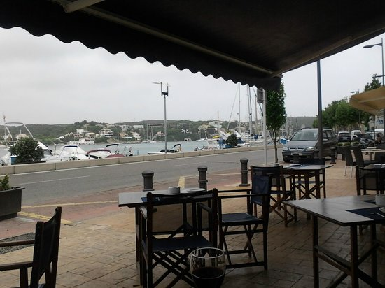 Sa Taverna d' es Port: Great view