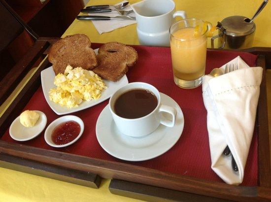 Desayuno Americano en Santa Rosa - Foto di Hospedaje Santa ...