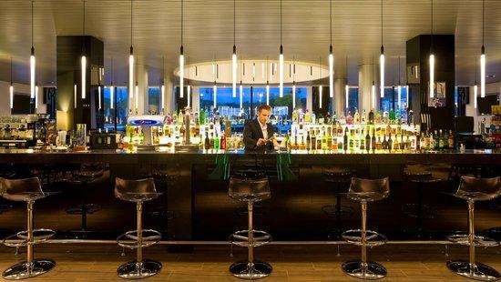 Aqua Hotel Aquamarina & Spa: Bar