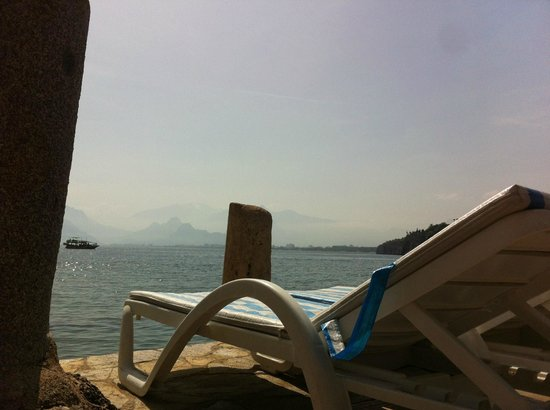 Puding Marina Residence : La spiaggetta