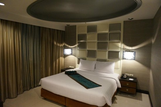 FuramaXclusive Asoke: room