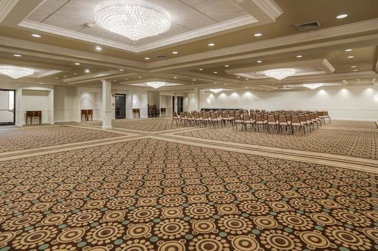 Comfort Inn & Suites Conference Center: Grand Ballroom