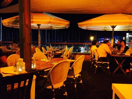 Bistro 56: A great place to eat outside!