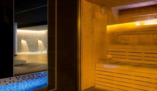 Aqua Hotel Aquamarina & Spa: Wellness & Spa