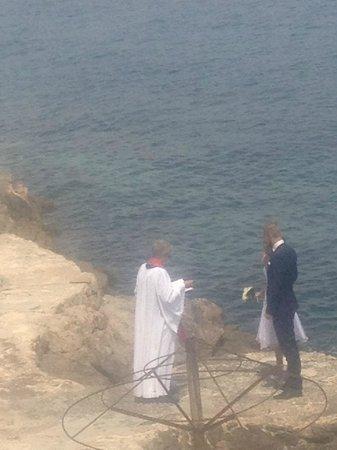 Barcelo Illetas Albatros: ¡¡¡Romantico!!! una boda