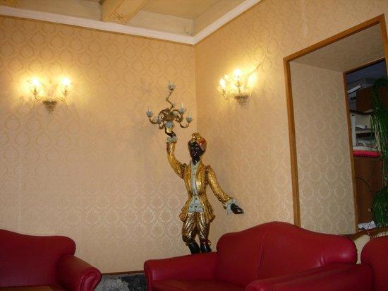 Hotel Basilea: Accoglienza