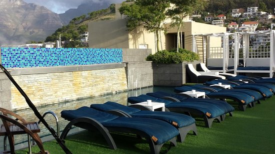 Cape Royale Luxury Hotel: Rooftop