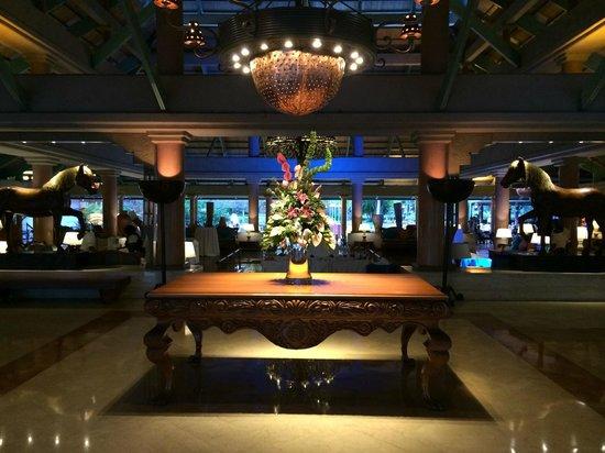 Iberostar Bavaro Suites : lobby area