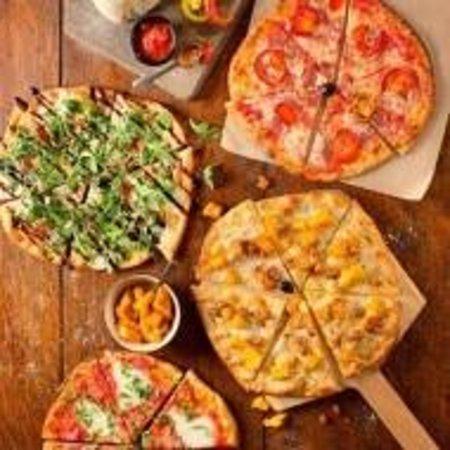 Bertucci's: Brick Oven Pizza