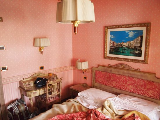Hotel Venezia: сингл