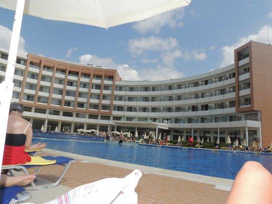Hotel Riu Helios : Hotel Pool