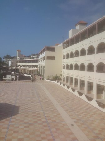 Occidental Jandia Playa: Hotel kamers met uitzicht op zee