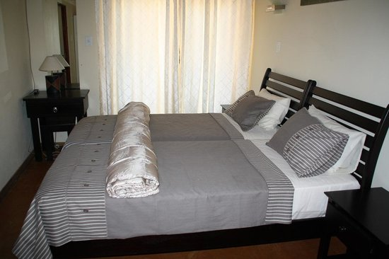 Silonque Bush Estate: Kingsize bed