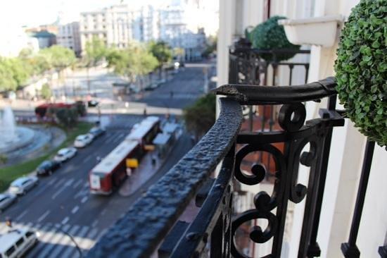 Hostal Venecia: Room view