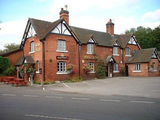 Holly Bush Inn: The Holly Bush, Church Broughton