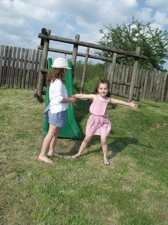 Plough Inn: play area