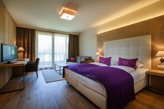 Almwellness Hotel Pierer: Zimmer