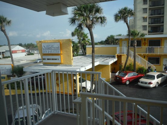 OceanFront Inn and Suites: View of Main Office