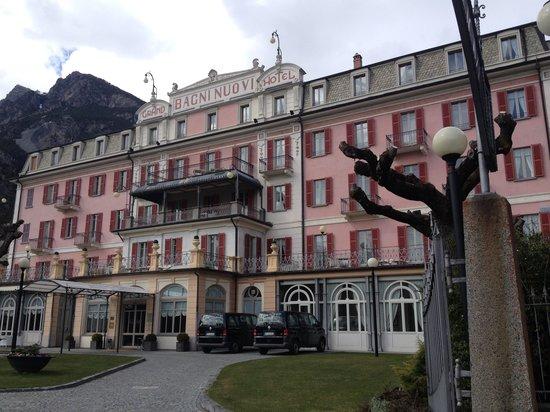 HOTEL BAGNI NUOVI - Picture of Hotel Bagni Vecchi, Molina ...