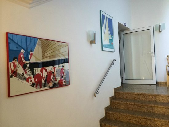 Arte Vita: Treppenhaus Bild