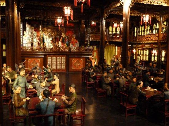 Historisch Museum van Shanghai
