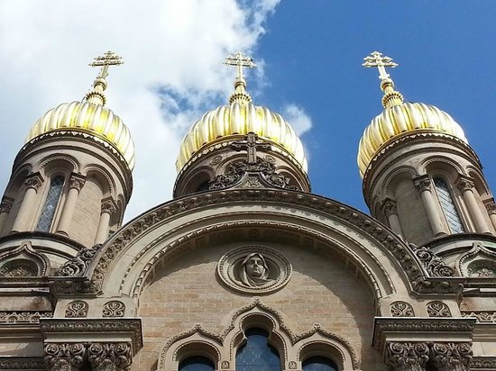 Russisch-Orthodoxe Kirche der Heiligen Elisabeth