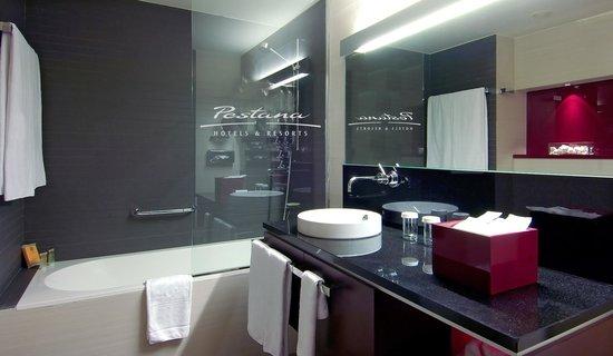 Pestana Arena Barcelona: Baño Habitación Standard 2