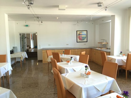Arte Vita: Frühstückssaal