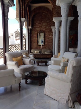 La Bobadilla, a Royal Hideaway Hotel : Reception