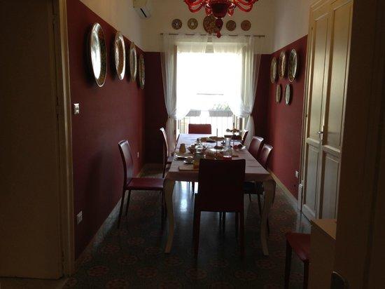 Abatellis Luxury: sala comune